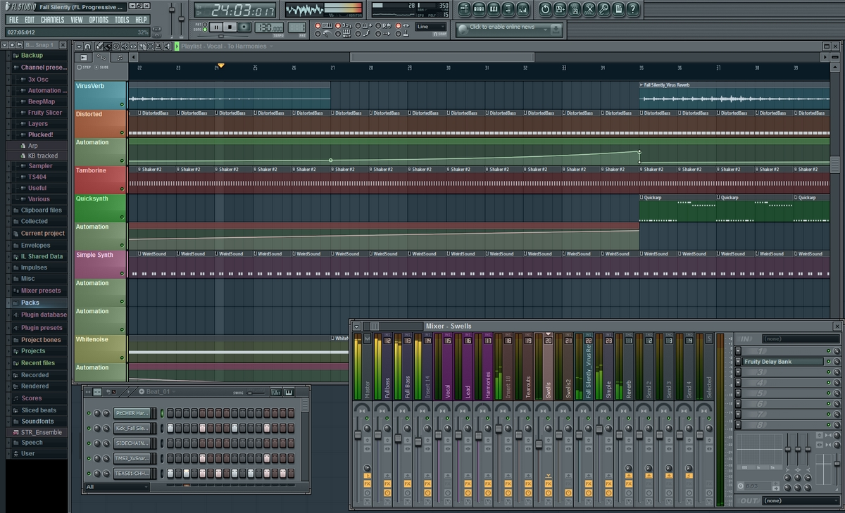 FL Studio Fruity Edition