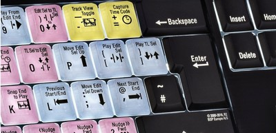 Avid Pro Tools PC Backlit Astra Keyboard
